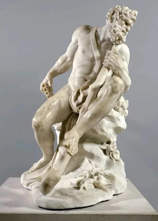 Polyphemus at Louvre Museum
