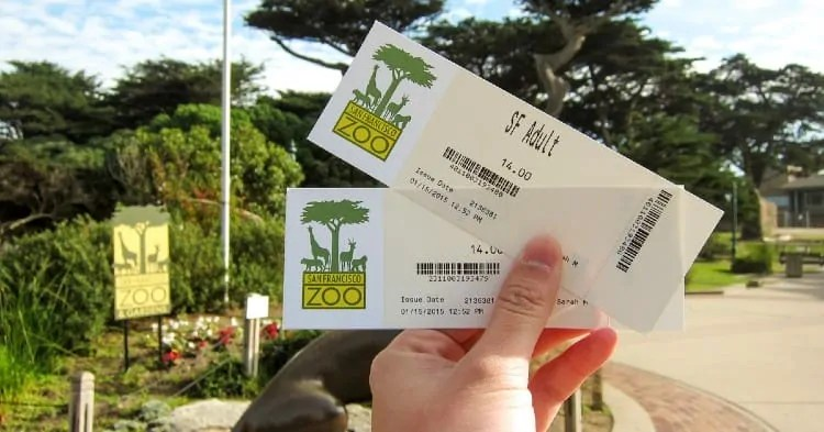 San Francisco Zoo tickets