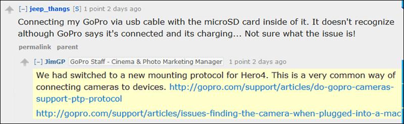 go-pro-subreddit-response