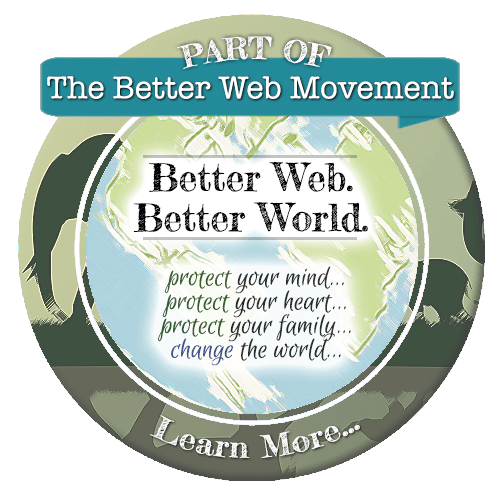 Part of the Better Web Movement