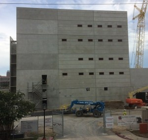New Addition - The Bexar County Jail