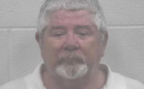 Constable Danny Cope, with Kenton County, arrested on felony charges after improperly attempting to serve a civil warrant