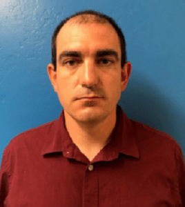 Officer Nicholas Hanning, with the Idaho Springs Police Department, arrested for assault on a 75-year old man