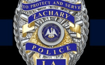 Zachary Police Department badge