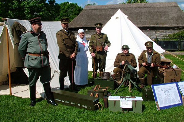 WW1-event-living-history-600x400px