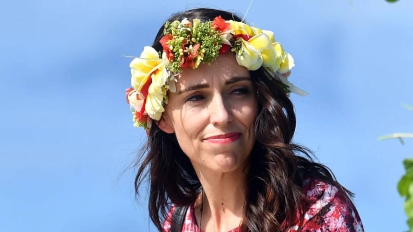 Ardern Embarrasses Us at Tuvalu