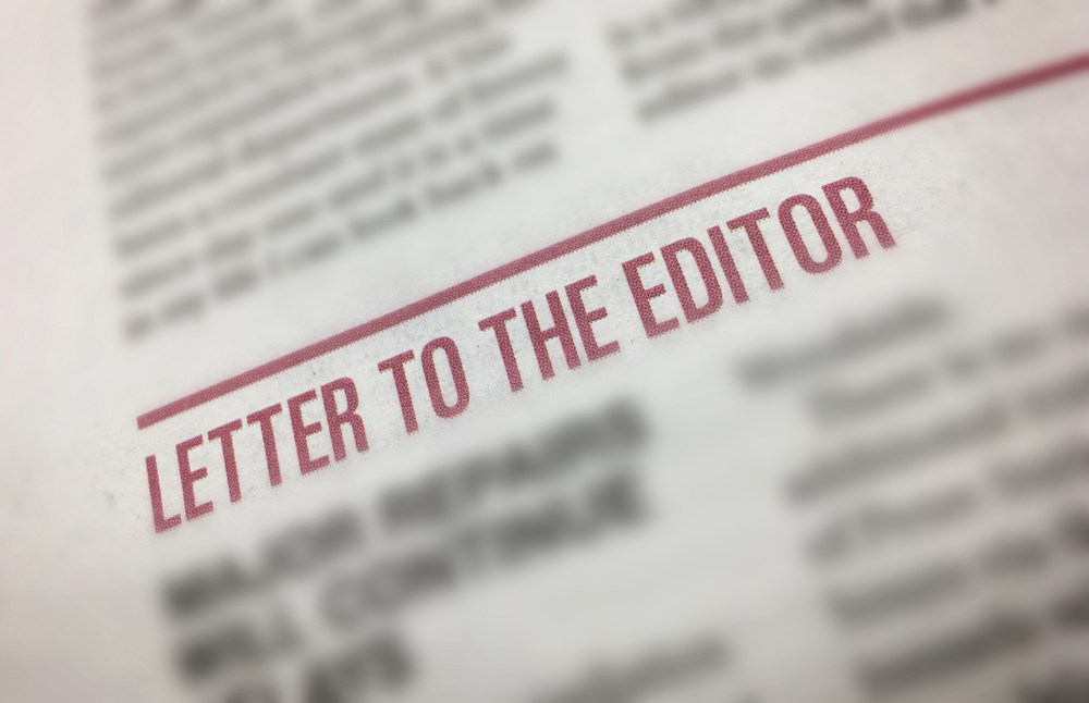 Letter to the Editor: We Are Being Brainwashed
