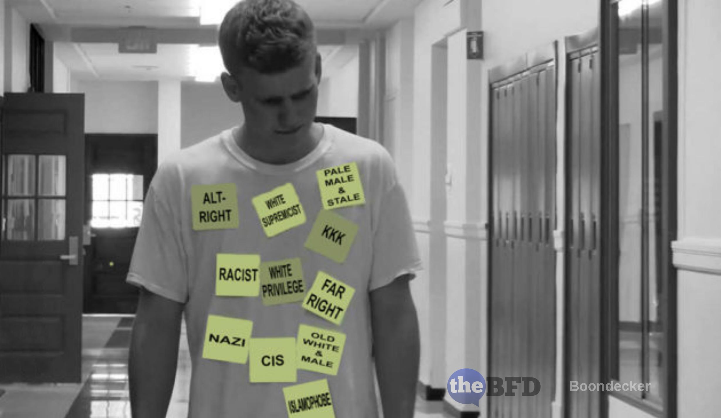 Schoolkids Being Taught about 'White Privilege'