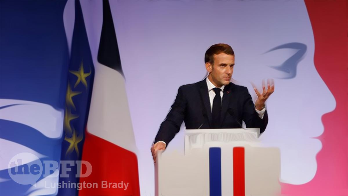 Re-Considering Emmanuel Macron