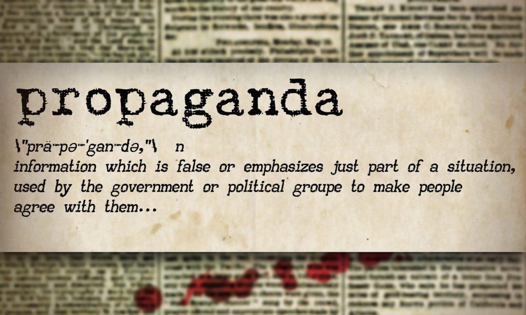Propaganda Rules