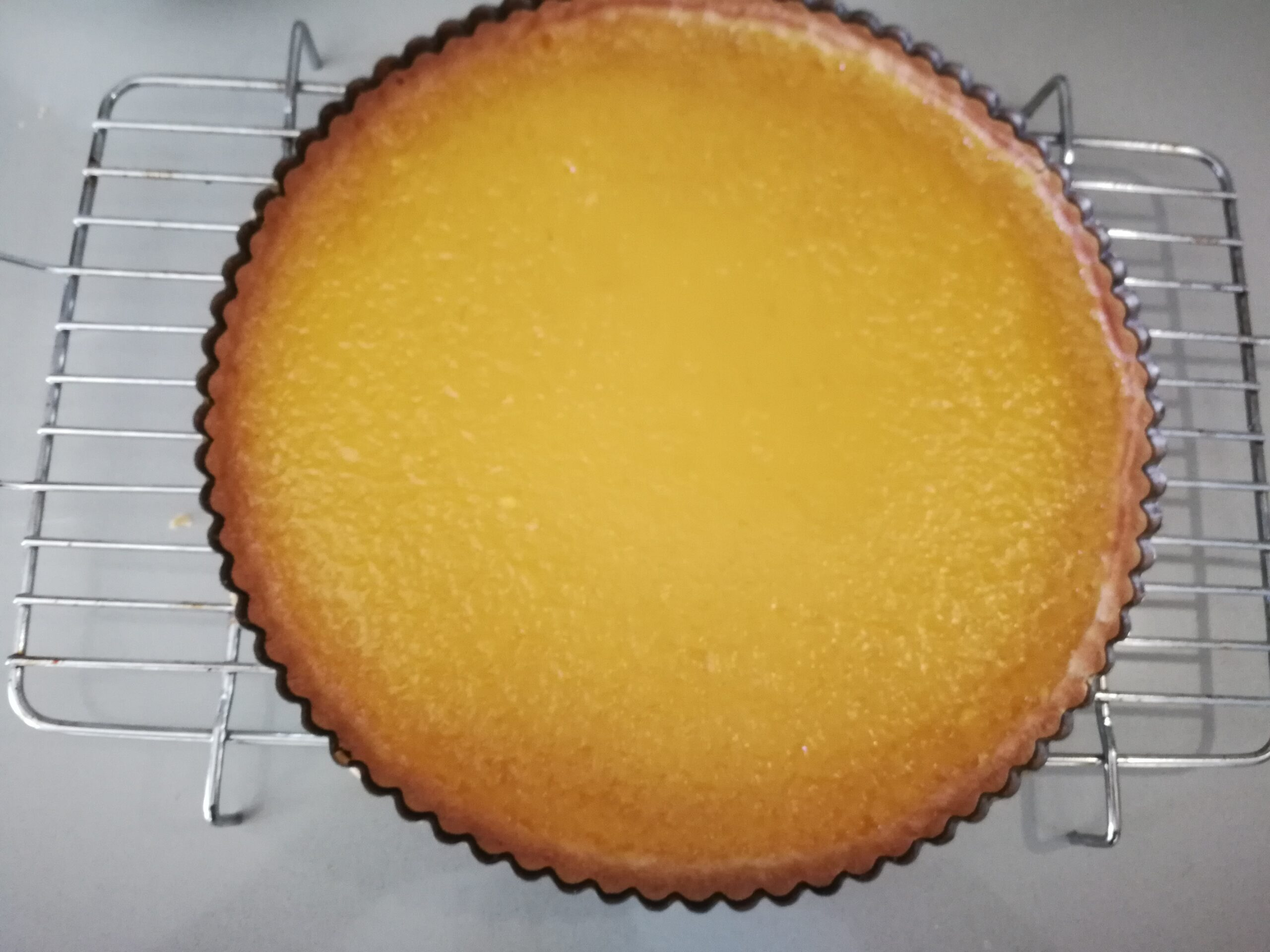 The BFD Food Column: Torta al Limone / Lemon Tart