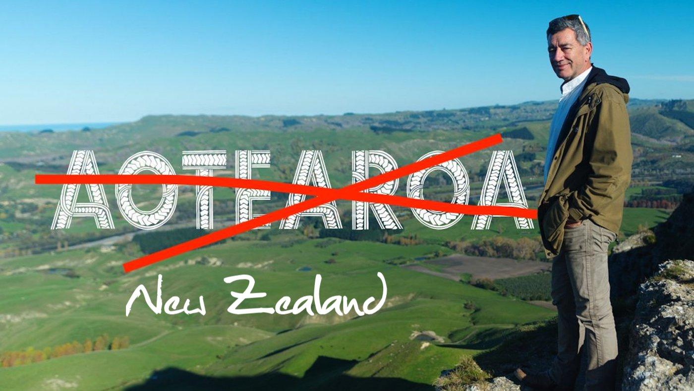 Referendum call as 64% oppose 'Aotearoa'