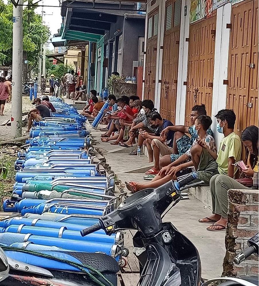 The Three Tragedies of Myanmar