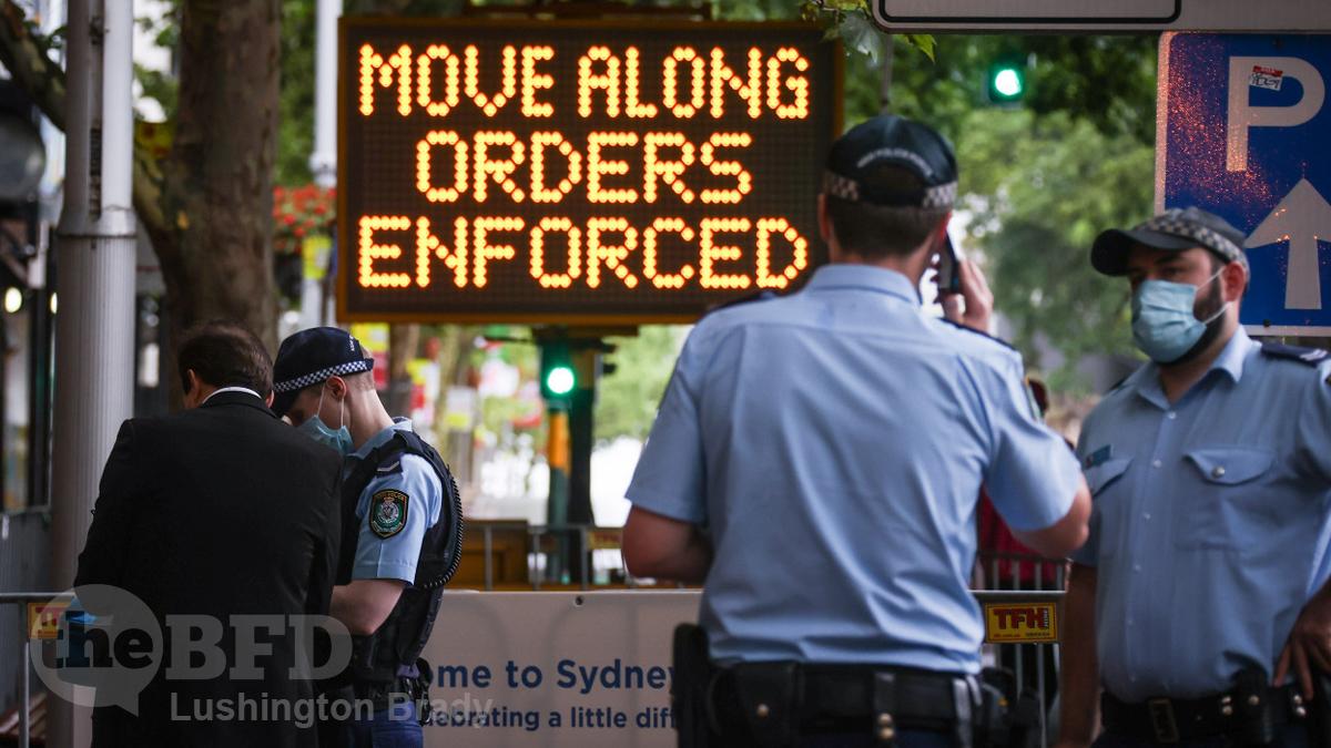Australia Descends Deeper into Health Fascism