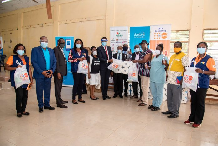 Ecobank partners UNFPA, Tobinco to support Tetteh Ocloo State School for the Deaf