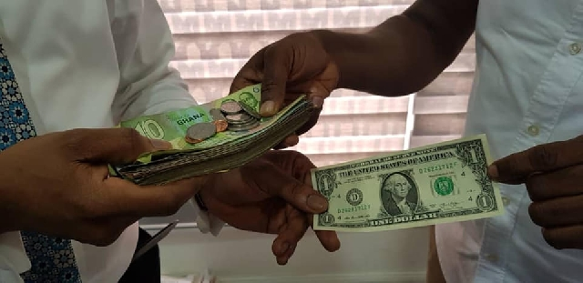 FX Week Ahead: Cedi poised for further weakness as dollar demand persists