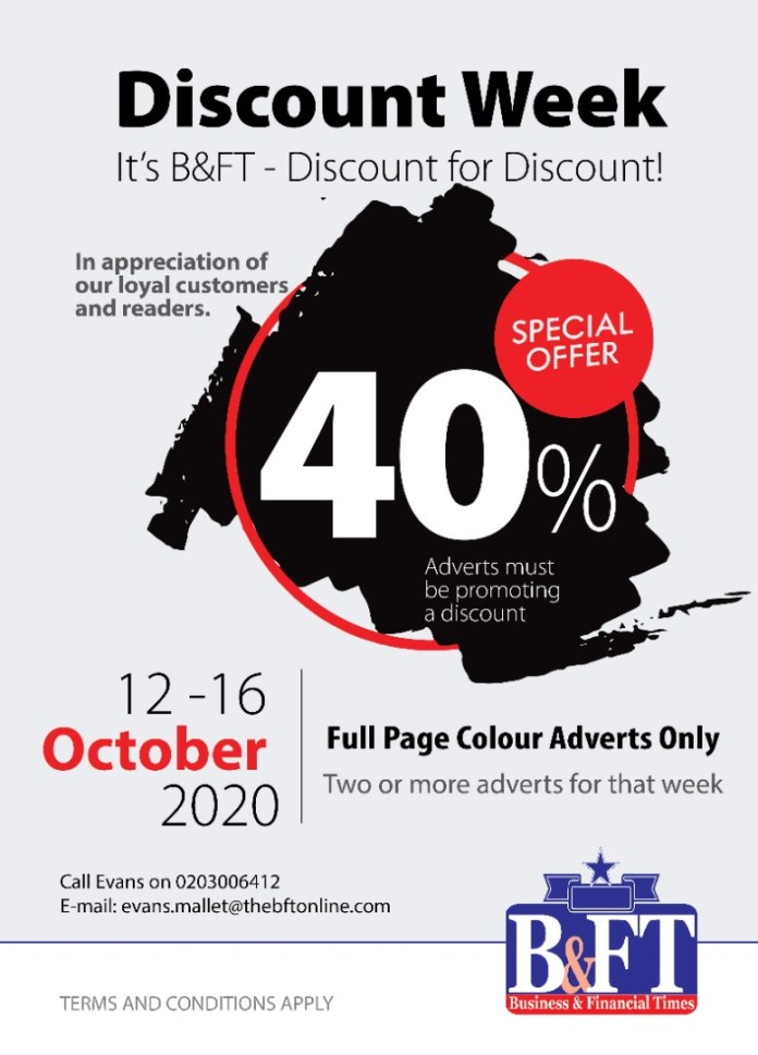 B&FT launches Discount-for-Discount (D4D) campaign