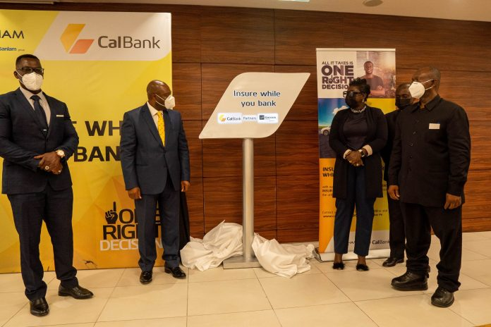 CalBank, Saham Insurance enter partnership to deepen insurance