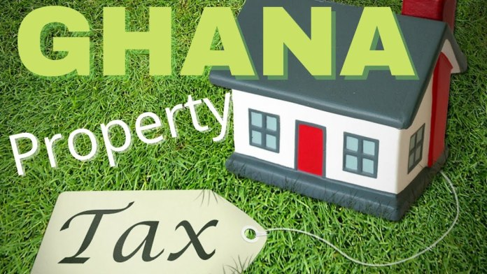 Automate property tax and use as a requirement for official documentations