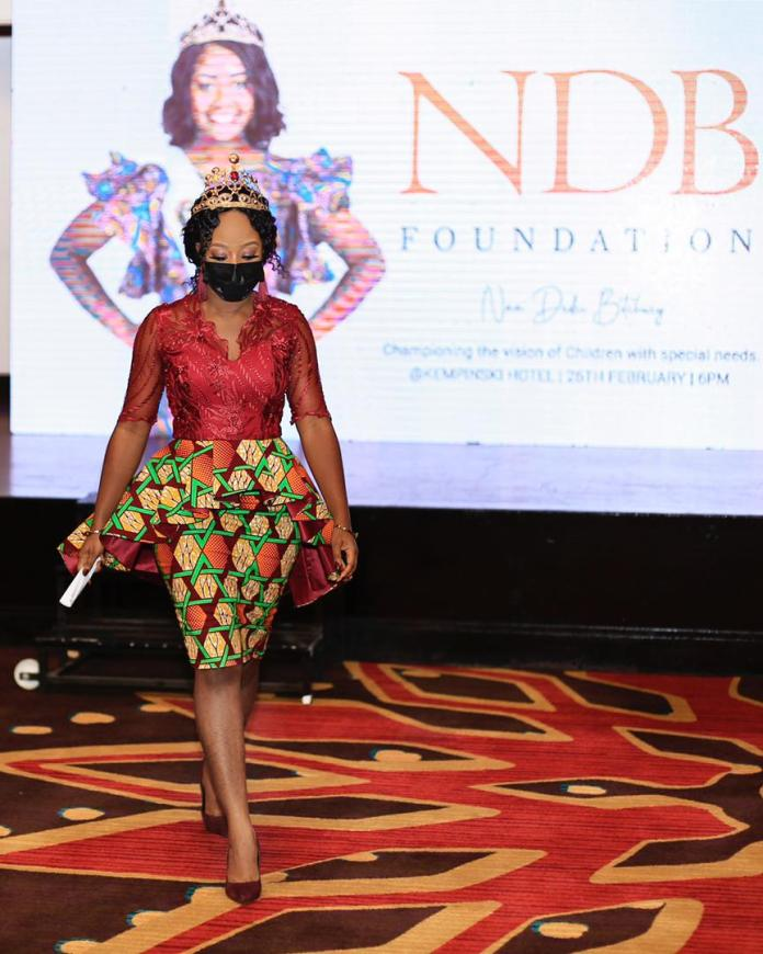 2020 GMB Queen launches NDB Foundation