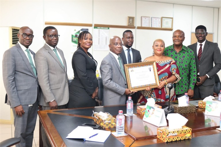 ARB Apex Bank admitted to Ghana-Sweden Chamber of Commerce