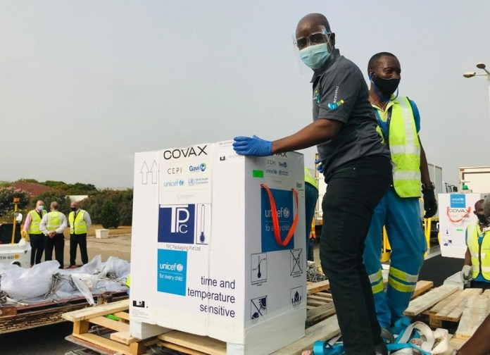 France to deliver 10m vaccines to Africa