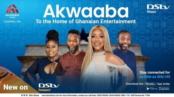 Akwaaba Magic rekindles the Ghanaian movie industry