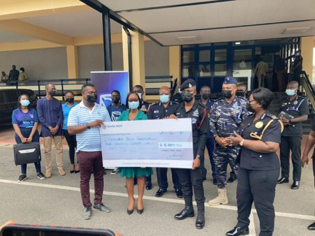 Stanbic Bank honours Police Constable