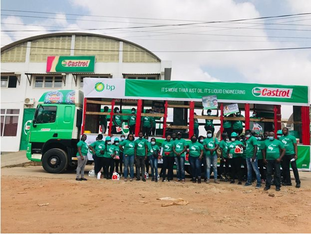 Lubricants Supplies celebrates fifth anniversary