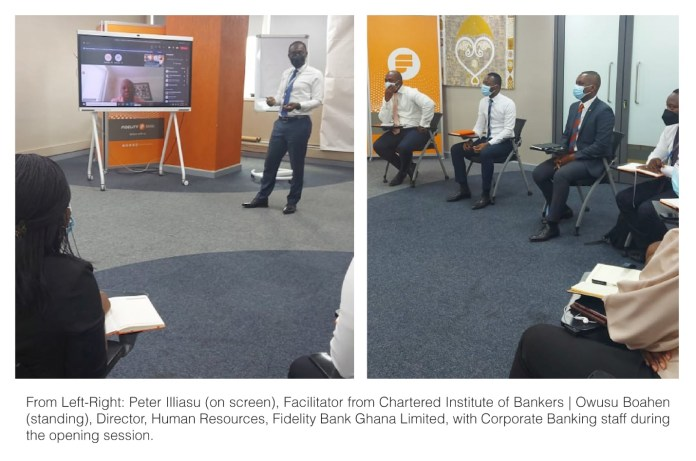 Fidelity Bank launches Banking Academy