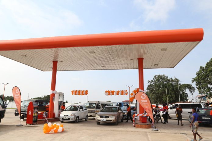 GOIL opens 410th service station at Darkuman