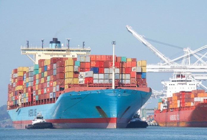 Shipping line giants face probe into new fees in USA