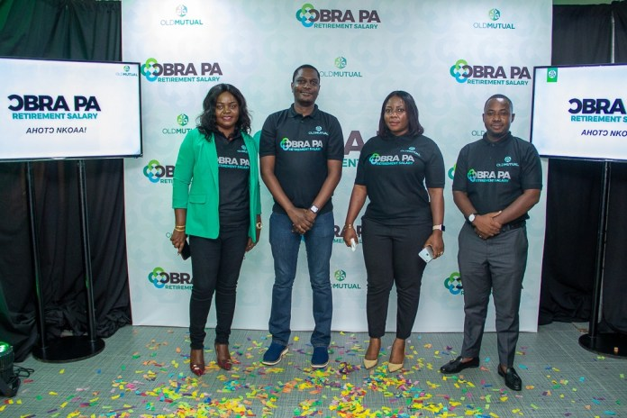 """Old Mutual Ghana launches """"Obra Pa Retirement Salary"""" to provide lifetime guaranteed stream of income for retirees"""