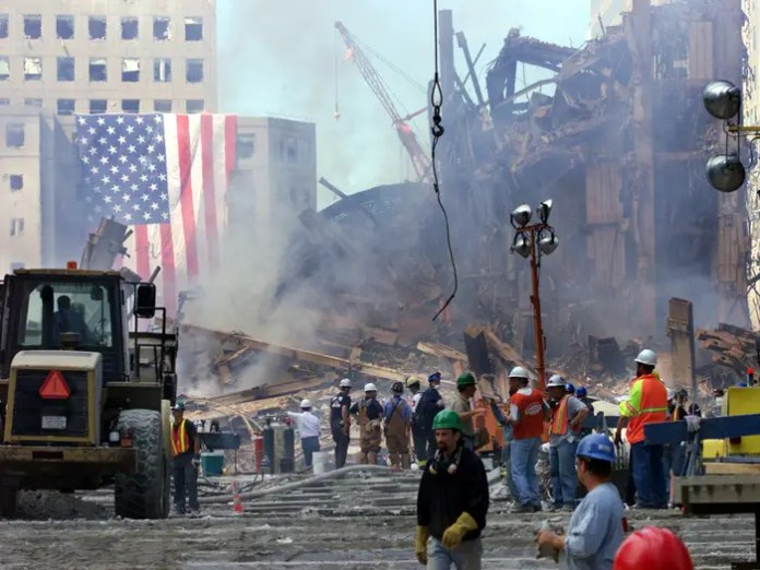 For how long would America mourn September 11?