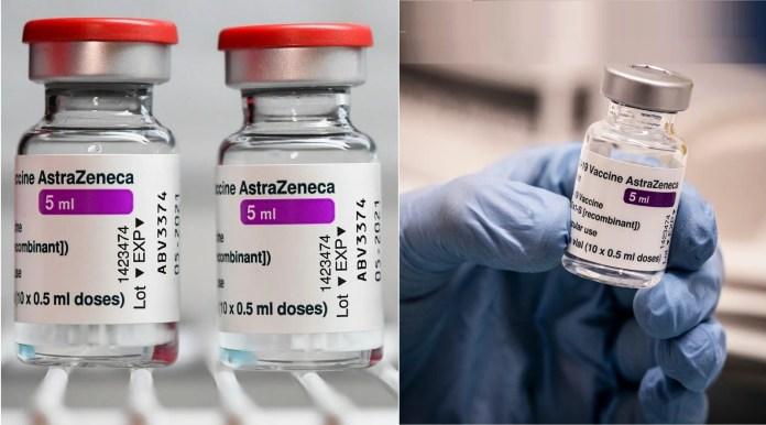 98,400 doses of COVID-19 AstraZeneca vaccines arrives