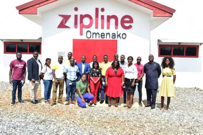 MTN Business committed to providing reliable internet services to Zipline Drone Services