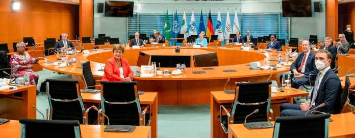 International community must act to avert a two-speed global economic recovery post COVID-19