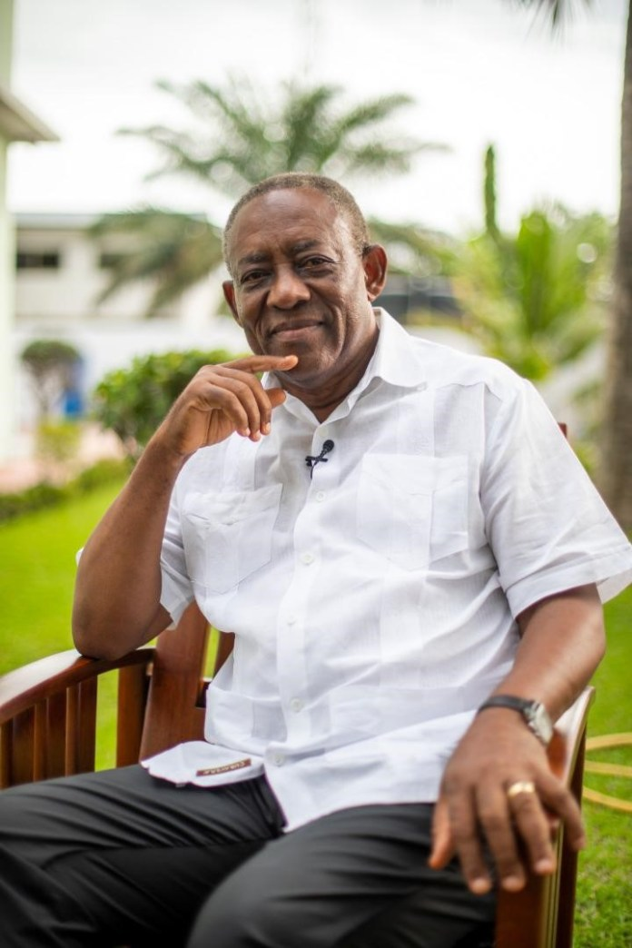 Prez appoints Isaac Osei as new GPHA board chair