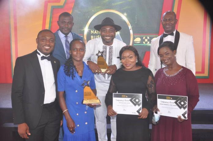 Zoomlion, Communications Director honoured