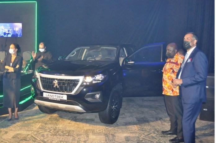 Silver Star Auto unveils all-new Peugeot Landtrek