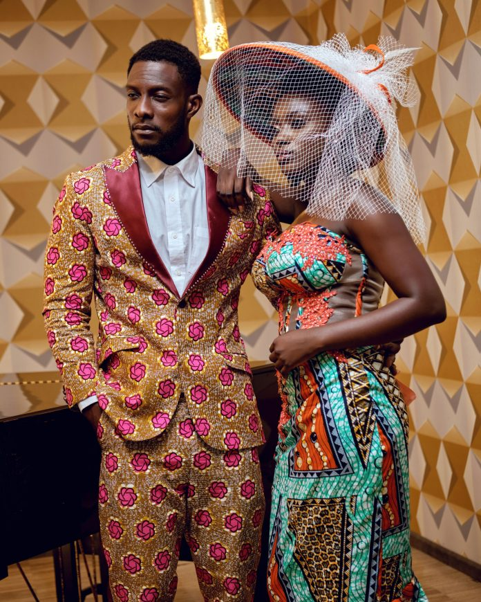 Vlisco and NicolineGH team up to produce exclusive luxury capsule collection