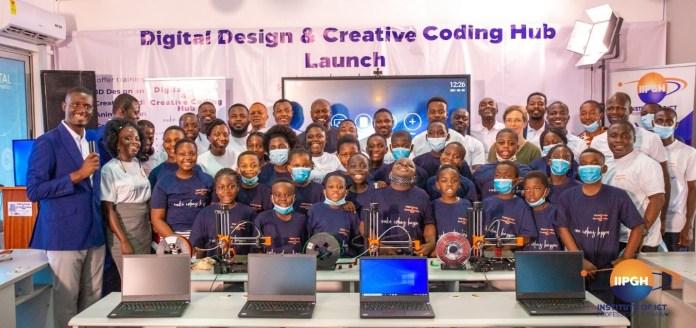 IIPGH improves digital literacy in Ghana