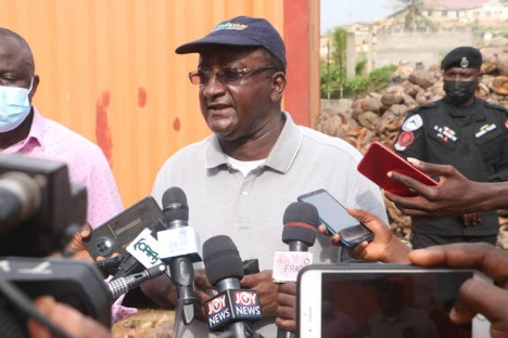 'Ghana Is on verge of bumper maize harvest