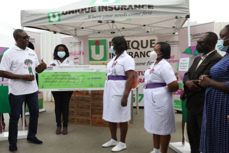 Unique Insurance is most capitalised local insurance - Victor Adiyiah