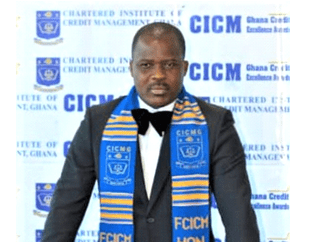 CICM confers Honorary Fellowship title on Eric Appiah