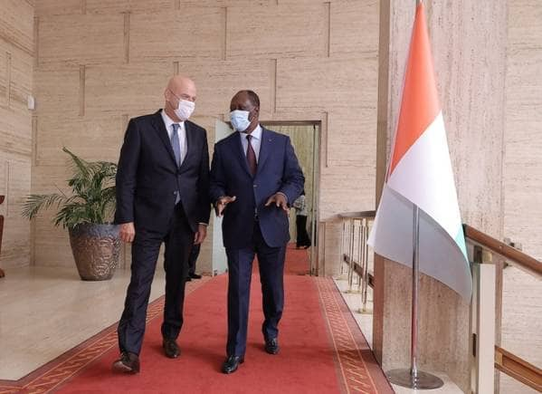 Eni CEO, Ivory Coast President discuss future plans for giant offshore discovery