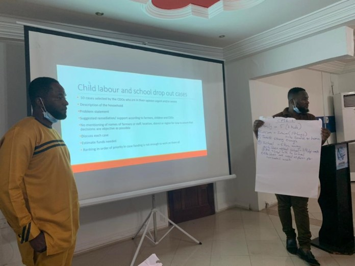 Cocoa Abrabopa Association builds capacity to improve human rights