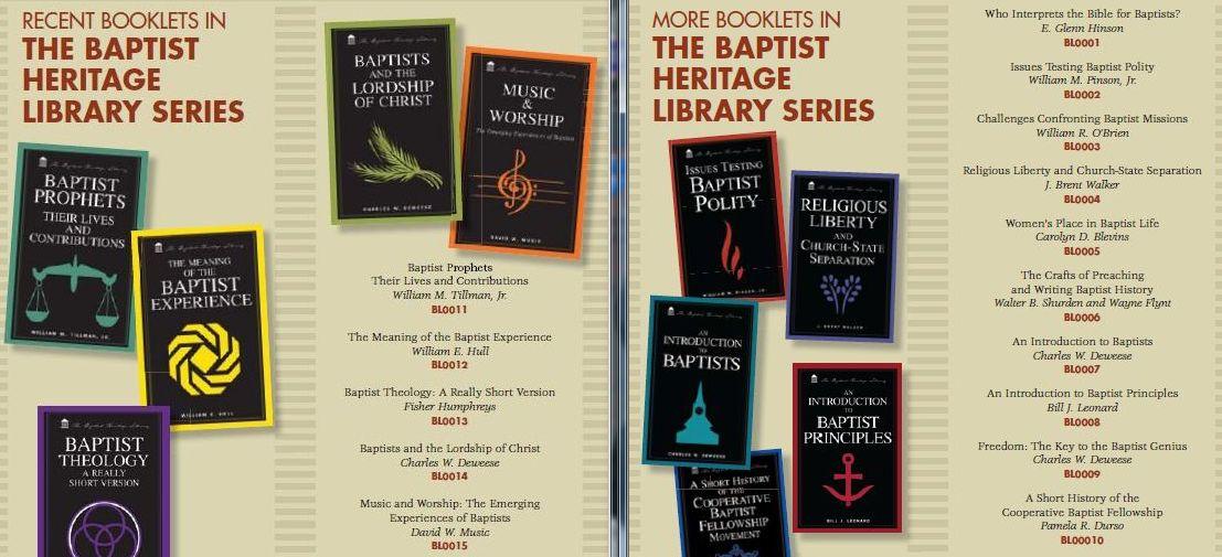 baptist heritage