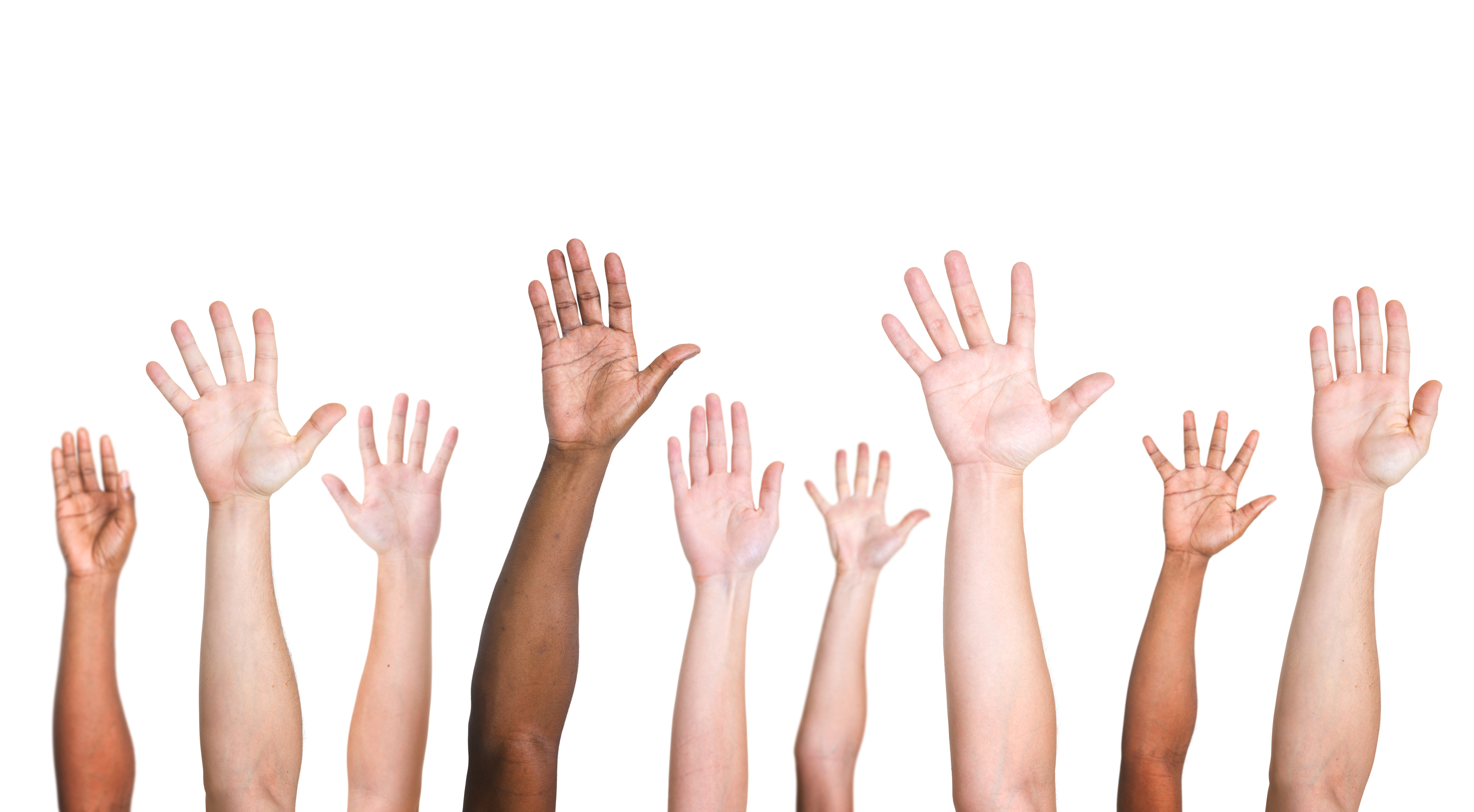 Raise Your Hands For Better Health