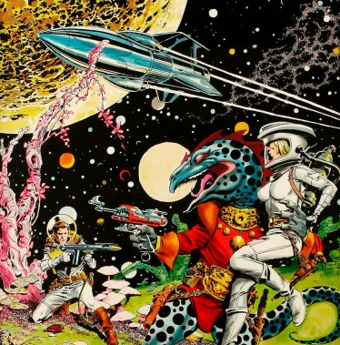 al williamson flash gordon